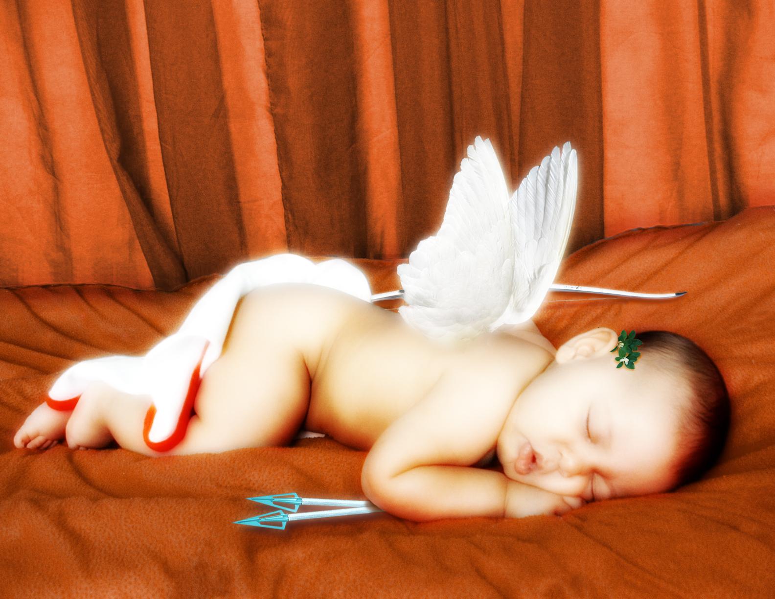 מלאך ישן