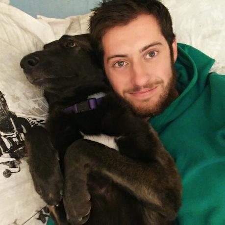 עילי וגינס הכלב